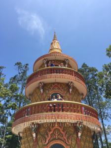 Pagoda in Rach Gia