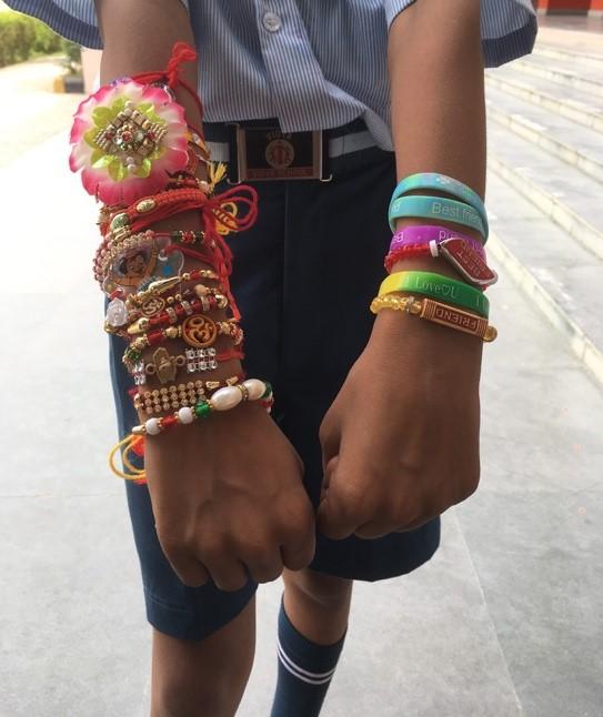 Colorful Rahki Bracelets
