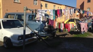 Local Houses in the Langa Township