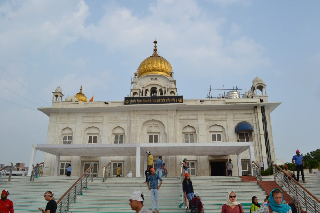 Student-Athletes Visit Religious Sites