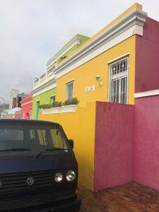 Colorful Bo-Kaap Houses