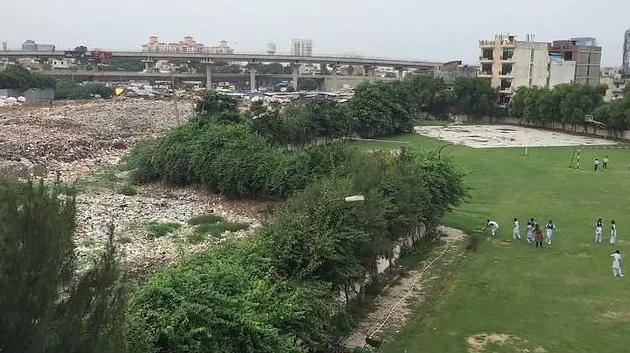 Landscape View from VIDYA School