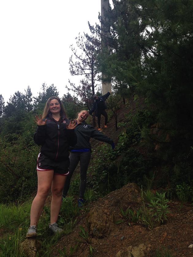 ACE Student-Athletes Hiking