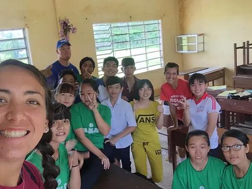 Green Team Class