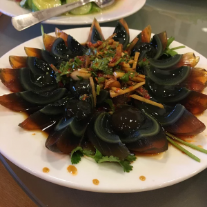 Chinese Food Dish