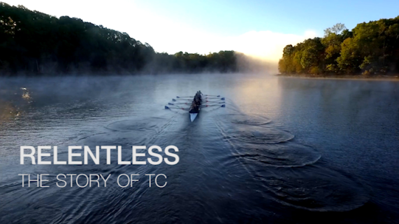 Screenshot of Duke Rowers on the Lake in the early morning