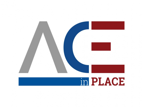 ACE in Place Logo