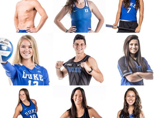 Collage of Student-Athletes