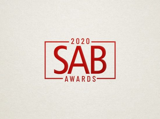 2020 Stanford Athletic Board Awards Logo