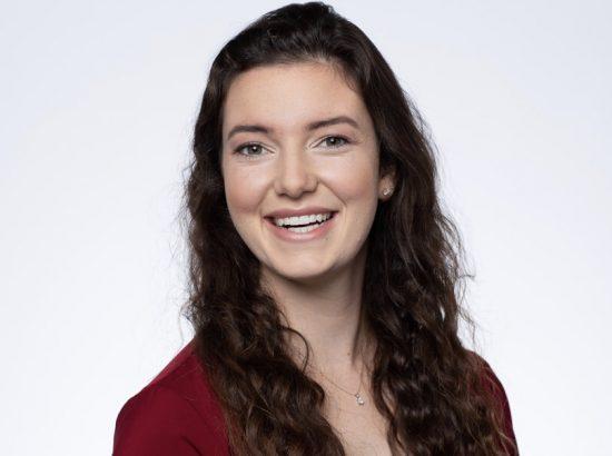 Headshot of woman smiling