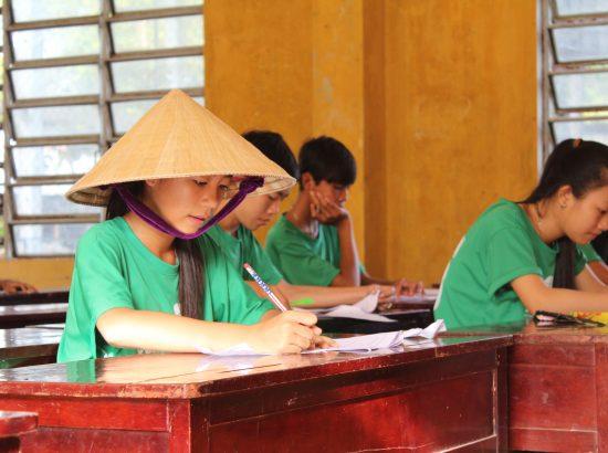 studying in Vietnam