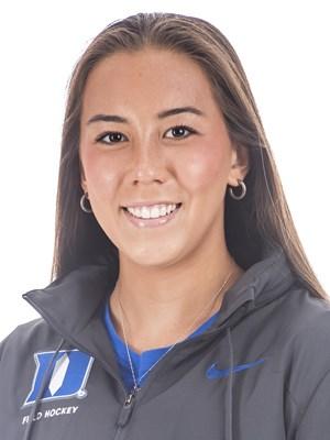 Photo of Grace Kim, Duke field hockey player